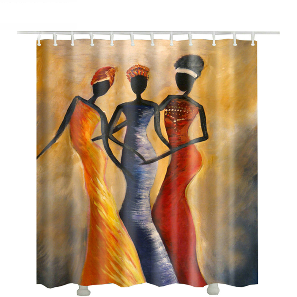 African american shower curtains 2018