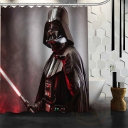 {21 Different} New Designs Custom Star Wars Shower Curtains
