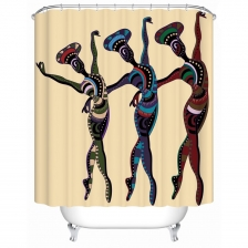 Afro Shower Curtains 2018 [12 variations]